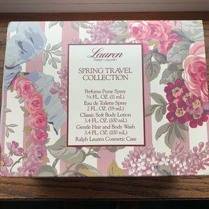Deadstock Ralph Lauren Mother's Day Gift Set Rare!